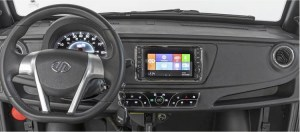 move 4 wiel brom auto binnenkant dashboard